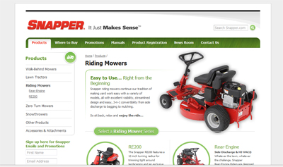 snapper lawn mower review